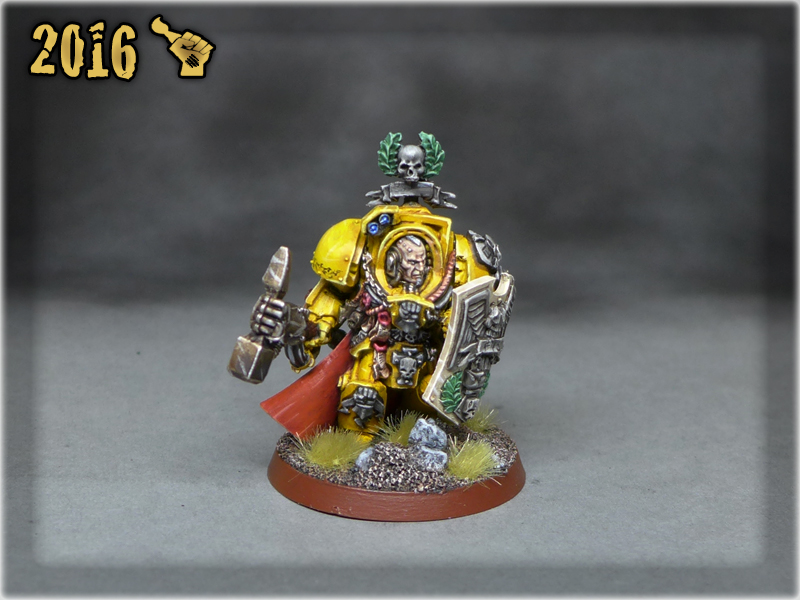 Imperial Fists Darnath Lysander 1