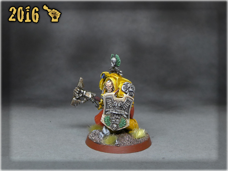 Imperial Fists Darnath Lysander 6