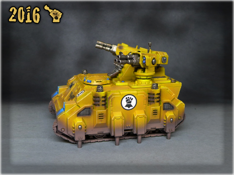 Imperial Fists Hunter Stalker 1
