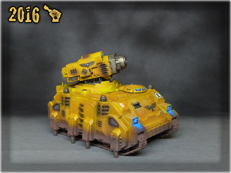 Imperial Fists Hunter Stalker 3