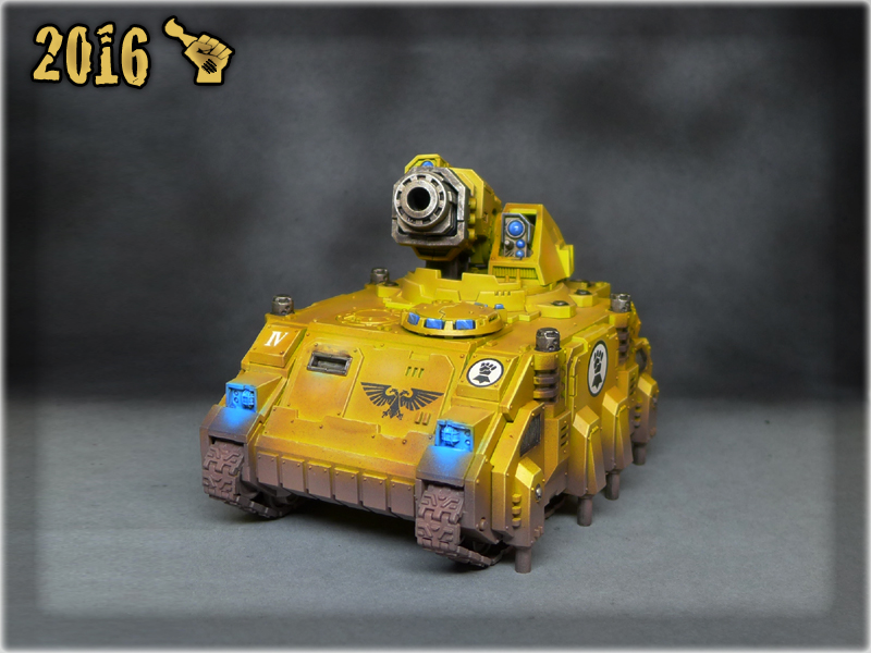 Imperial Fists Hunter Stalker 4
