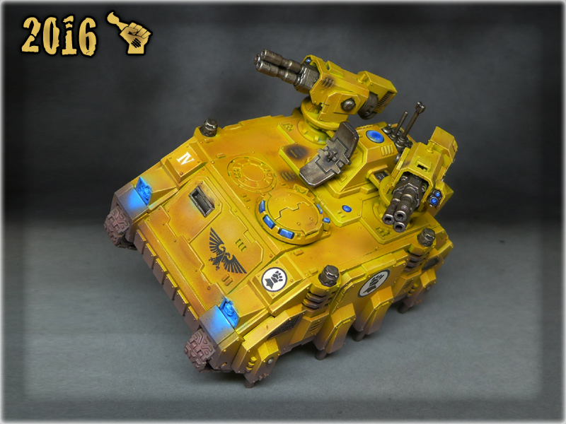 Imperial Fists Hunter Stalker 5