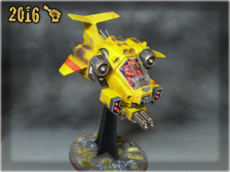 Imperial Fists Stormtalon 1