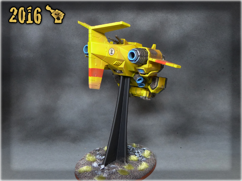 Imperial Fists Stormtalon 2