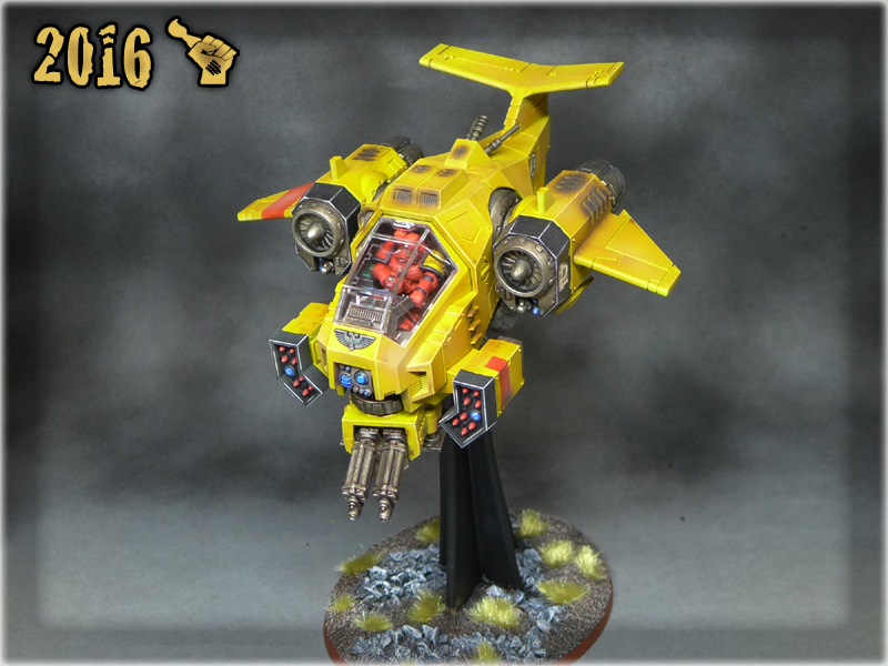 Imperial Fists Stormtalon 3