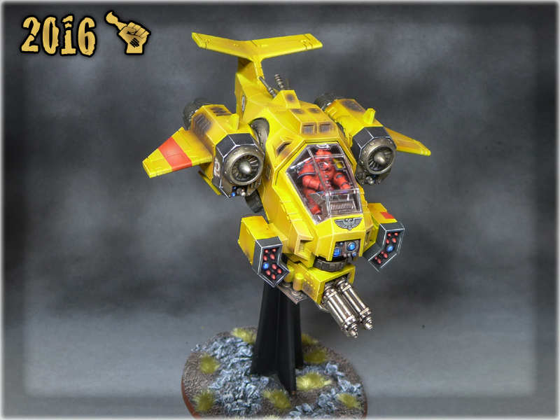 Imperial Fists Stormtalon 4