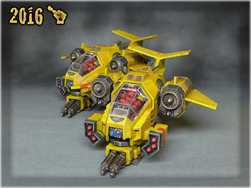 Imperial Fists Stormtalon 5