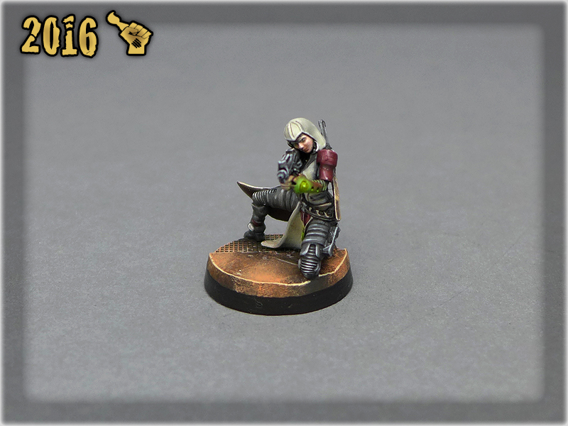 Nomads Bakunin Reverend Healer 2