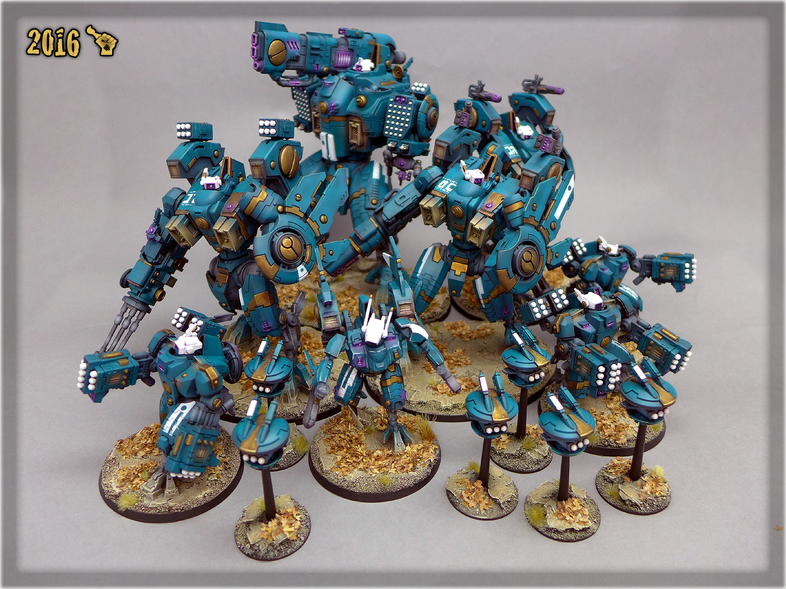 TAU FIRST WAVE 1