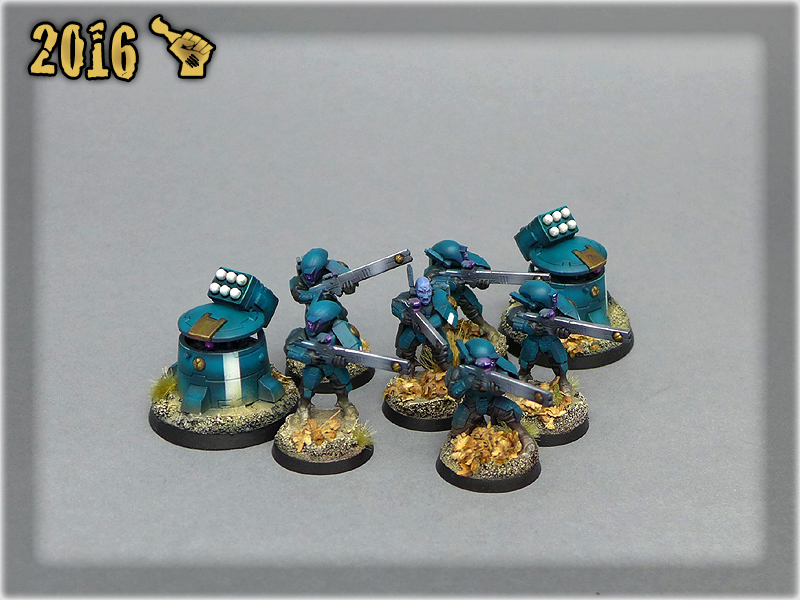 TAU Fire Warriors 1