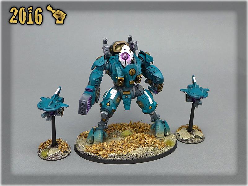 TAU Ghostkeel 8