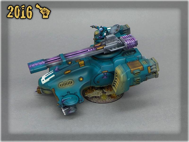 TAU Hammerhead 3