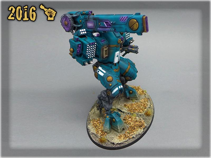 TAU Stormsurge 3