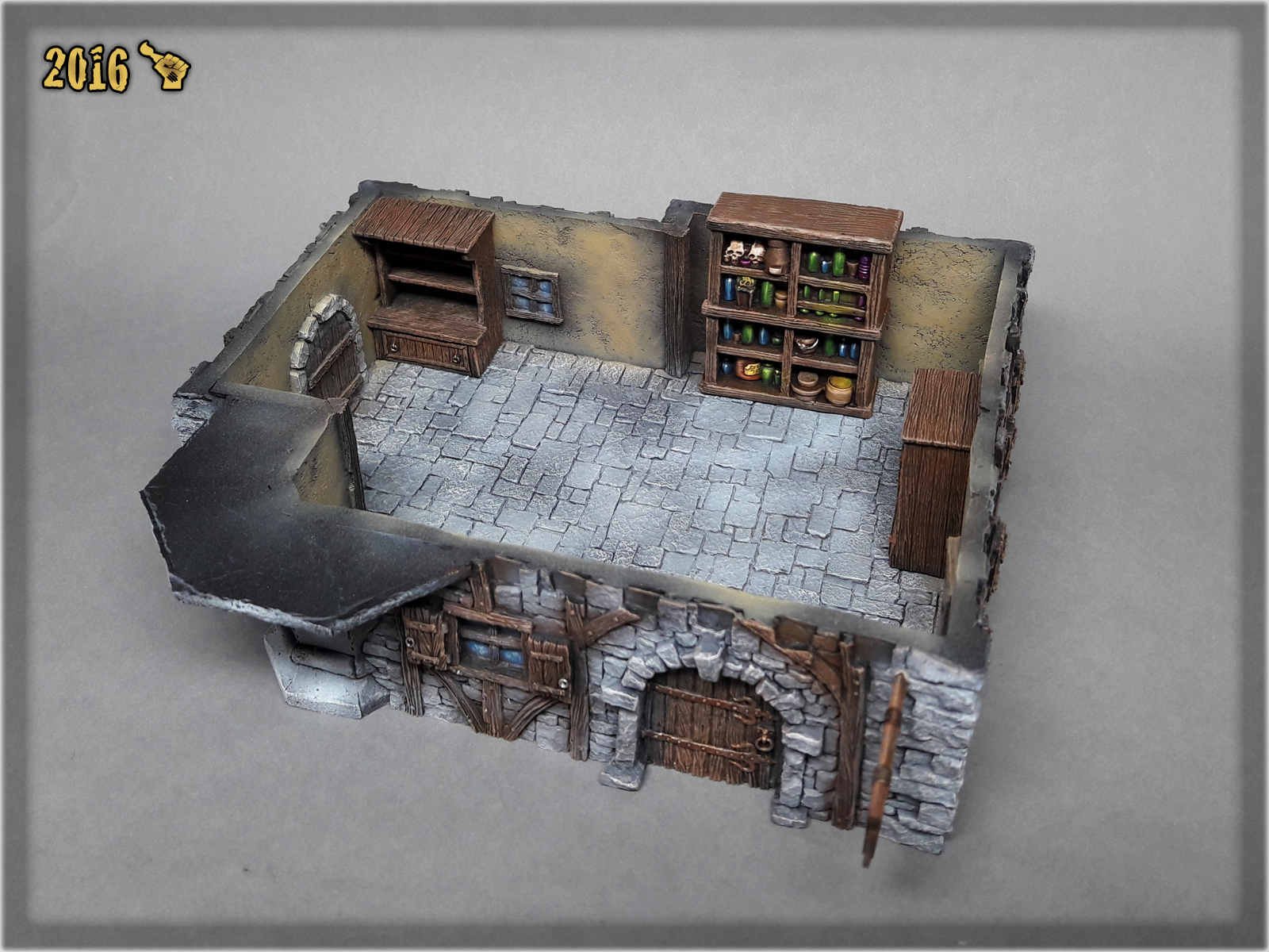 scarhandpainting-tabletop-world-mansion-ground-floor