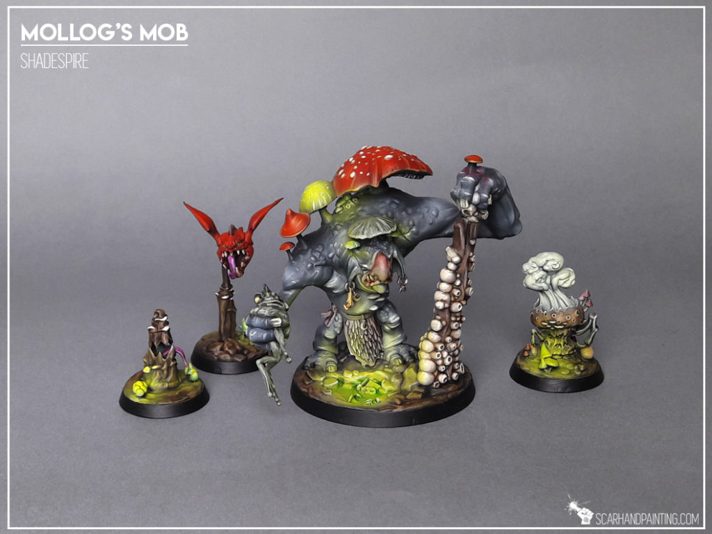 Blog Studio updates and painting levels